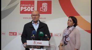 EL Grupo Socialista de Orihuela presentará una moción en materia educativa con 113 actuaciones