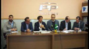 El PP denuncia que los presupuestos del Consell se olvidan de la Vega Baja