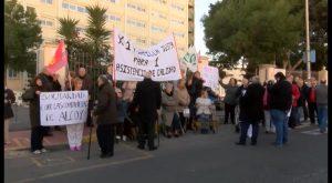Una residencia pública para la tercera edad sin médicos en Torrevieja