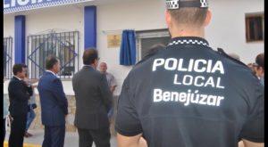 La Policía Local de Benejúzar estrena nuevos uniformes y chalecos antibalas