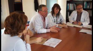 Hospital Vega Baja se reúne para tratar el pico más alto de casos de gripe de esta temporada