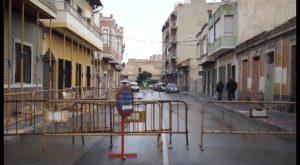 Queda desierto el concurso para arreglar la calle Salitre de Callosa de Segura