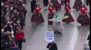 La gastronomía, la cultura y las fiestas alicantinas se adueñan del centro de Madrid