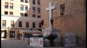 Cultura apoya al Ayuntamiento de Callosa de Segura para que retire la Cruz de los Caídos