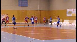 El Club Balonmano Almoradí se mantiene tercero en la clasificación