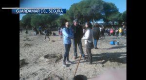 Guardamar celebra el Día del Arbol con una gran plantación en la pinada