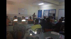 Éxito de asistencia al taller de primeros auxilios en San Miguel de Salinas