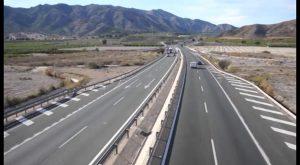 El Gobierno de España ampliará más de 70 Km de la A-7 a su paso por la Vega Baja
