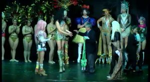 """Sirio Star"" ganó la X Gala Nacional de Drag Queen Carnaval de Torrevieja"