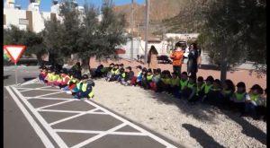 Redován educa en materia de seguridad vial sobre el terreno