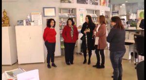 La directora general de Turismo de la Generalitat Valenciana visita Pilar de la Horadada