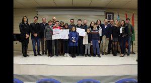 Pilar de la Horadada entrega el Escudo de Oro del municipio a dos grandes donantes de España