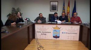 Rafal, Rojales y San Isidro acogerán prácticas de alumnos del Conservatorio Superior de Alicante