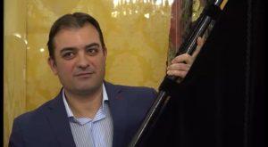 José Antonio García Gamuz será nombrado Caballero Cubierto 2018