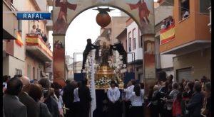 Dolores Esquiva Guirao abrirá «La Graná» en el acto más singular de la Semana Santa rafaleña