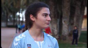 La oriolana Carmen Marco, bronce en el Campeonato de España Absoluto de pista cubierta