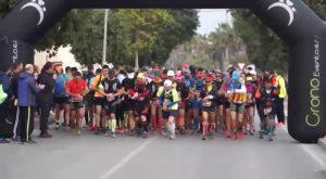 Más de 200 corredores participaron en el III Trail Montes del Pilar en Benejúzar