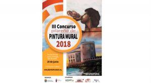La III edición del Concurso pilareño de Pintura Mural ya está en marcha