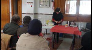 Cocina Sana Mediterránea para la integración social