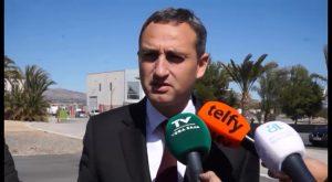 César Sánchez visita Vega Baja donde ha destacado su compromiso con los regantes