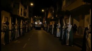 Guardamar quiere conseguir un reconocimiento excepcional para sus representaciones de Semana Santa