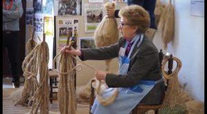 El turismo atraído por la artesanía del Cáñamo
