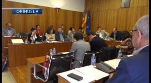 El Pleno de Orihuela aprueba el Plan Edificant con discrepancias entre el equipo de gobierno