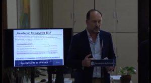 El Consitorio oriolano cierra el presupuesto de 2017 con un superávit de más de 10 millones de euros