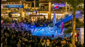 Más de 55.000 visitantes disfrutan en la Shopping Night Movie Star de Zenia Boulevard