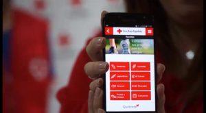 """Cruz Roja lanza la App """"Quiérete"""" por el Día Mundial de la Salud"""