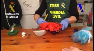 Desarticulada en Torrevieja y Orihuela Costa una organización criminal dedicada al tráfico de drogas