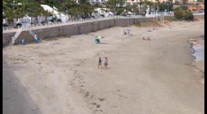 Chiringuitos del Sol ofrece sus servicios al Ayuntamiento sin coste adicional hasta final de temporada