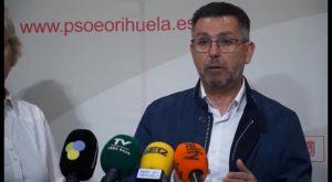 """El PSOE califica la inversión en VB de los Presupuestos del Estado como """"humillante"""""""