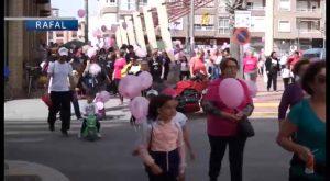 Rafal celebra la VI Marcha Solidaria contra el Cáncer