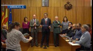 La Junta de Seguridad de Orihuela aborda problemas de delincuencia