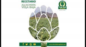 La alcachofa de la VB edita un recetario con más de una docena de platos con la joya de la huerta