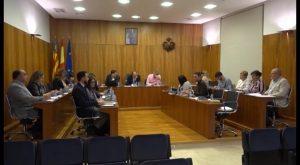 El Pleno de Orihuela solicita a Conselleria las competencias para la ampliación del IES Tháder