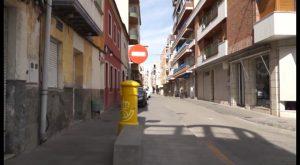 Las calles del centro comercial de Bigastro serán arregladas con una inversión de 450.000 euros