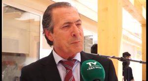 Miguel Zaragoza hará efectiva su dimisión como diputado provincial