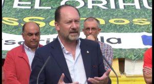 El Ayuntamiento de Orihuela apoya al Orihuela CF antes del último partido de la temporada
