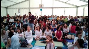 Guardamar inaugura una nueva edición de Yogamar