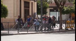 Los vecinos de la comarca aseguran que la economía empeora a pesar de los datos positivos de empleo