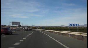 La Generalitat publica proyecto del mapa de concesiones de transporte CV-213 Orihuela-Alicante
