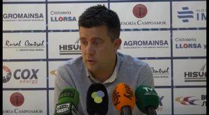 El Orihuela CF espera al Palencia Cristo Atlético con responsabilidad