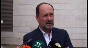 El alcalde de Orihuela valorará quitarle los honores a Zaplana