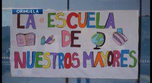 Regreso a la escuela del pasado en el CEIP Rincón de Bonanza