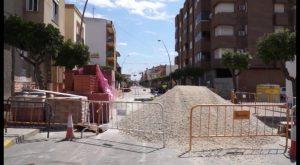 Catral invierte más de 150.000 euros en la mejora de la calle Manuel Flores