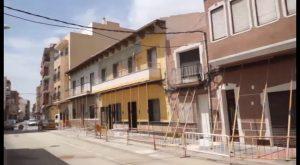 La Diputación se compromete a desbloquear la situación del barrio del Salitre en 10 días