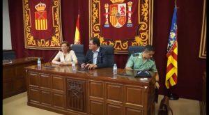 Almoradí apuesta por la prevención del alcoholismo en menores en las fiestas locales