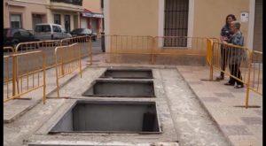 Jacarilla elimina los 14 contenedores soterrados